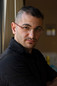 Michael Mohammed Ahmad SWEATSHOP Director, UWS doctoral candidate and Giramondo Author